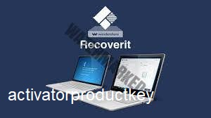 Wonder share Recoverit Crack 9.5.2 With Key [2021] Latest