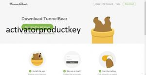 TunnelBear Crack  4.4.1 + Serial Key (2021) Free Download